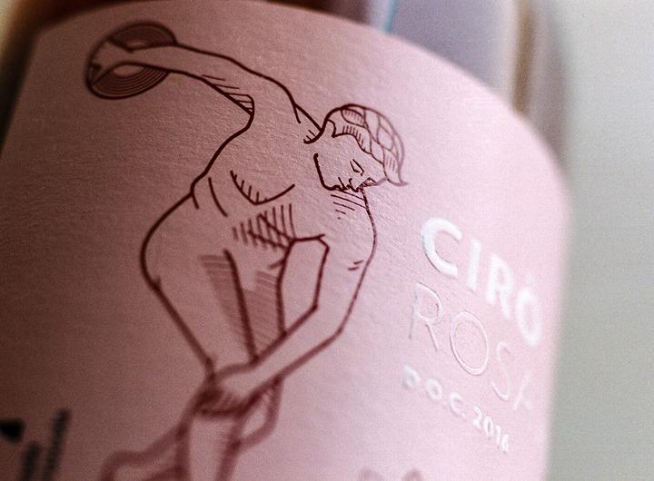 #Cirò rosato: chiaretto dal sorso fresco, ogni giorno sulla tua tavola! #CantinaEnotria #QuestionedEtichetta #WineEveryday