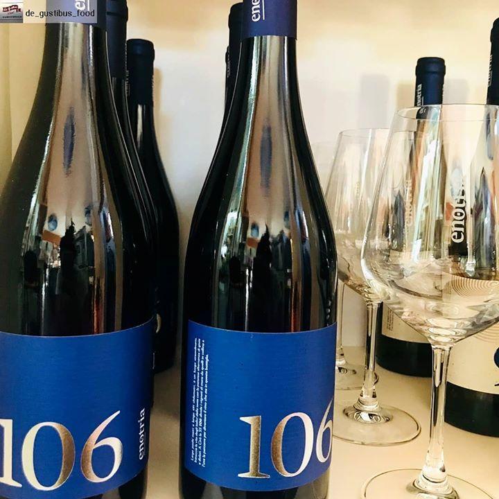 106. Tutta la forza del #Gaglioppo e del Calabrese, l'eleganza del Cabernet. _______ 106.…