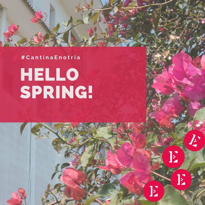 Malgrado qualche nuvola, oggi è la prima mattina di #Primavera! Pensate a #3cosebelle: tre…