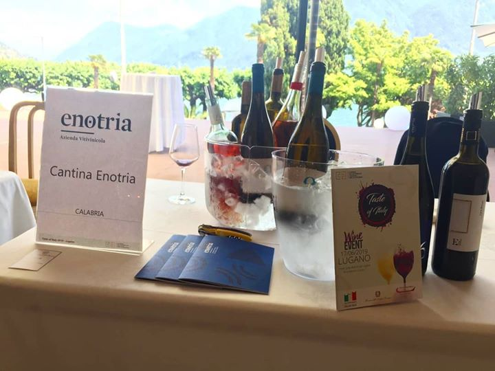 Il meglio del #vinoitaliano in Svizzera! #CantinaEnotria al Wine Event promosso dalla Camera di…